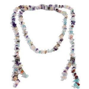 Jewelry - Multi-Gem Lariat
